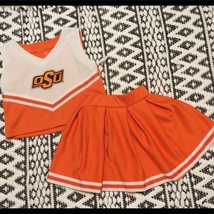 Other - Oklahoma State Cheer Uniform